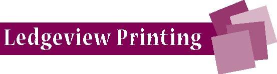 Ledgeview Printing Logo
